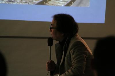 「まちの断片」第二回目のゲストは中川 理さんです