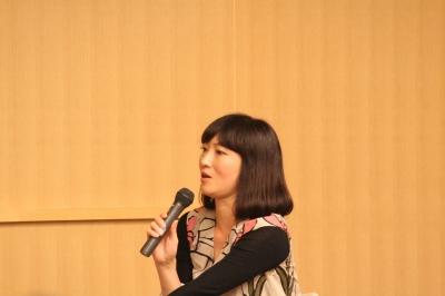 2009年10月24日「まちの断片」浅生 ハルミンさん
