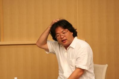 五十嵐太郎さん、その6