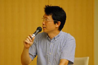 「まちの断片」第五回目はランドスケープデザイナーの石川 初さんです