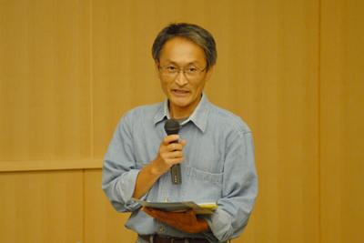 レクチャーシリーズ「まちの断片」伊沢 正名さん