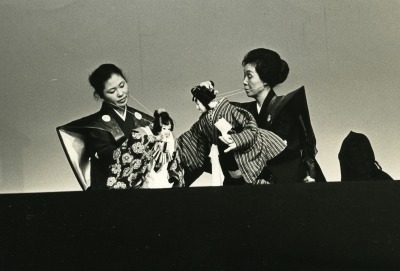 乙女文楽公演